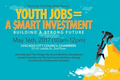 Youth Jobs: A Smart Investment