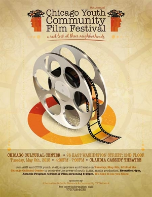Chicago Youth Community Film Festival 2015